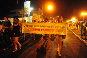 Marcha da Maconha - Goiânia 2012