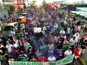 Marcha da Maconha Fortaleza 2013