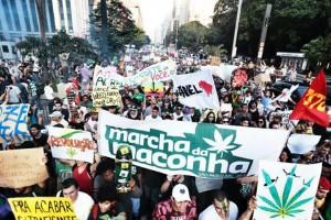 Marcha da Maconha SÃo Paulo 2013