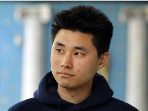 Daniel Chong, estudante americano preso com canábis