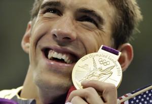 Michael Phelps - Celebridade que fuma maconha