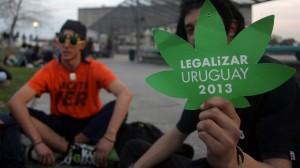 Uruguai aprova projeto pela legalização