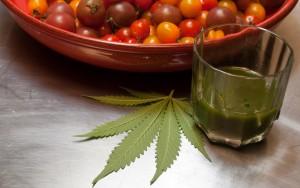 Suco de Cannabis