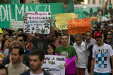 Vídeos da Marcha da Maconha São Paulo 2014