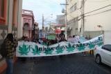 Rolou Marcha da Maconha Recife e Atibaia