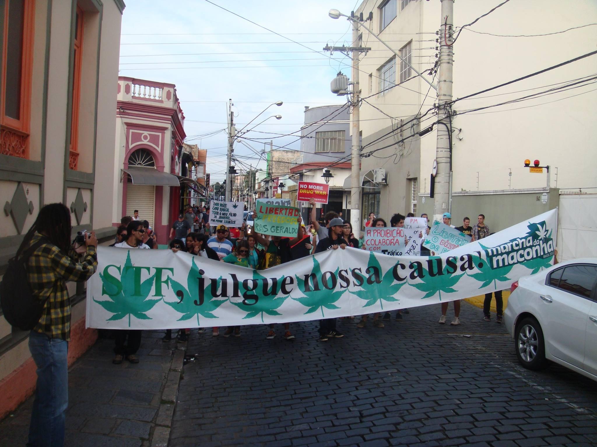 Marcha da Maconha Atibaia