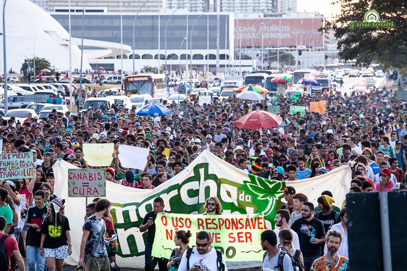 Marcha da Maconha Brasília 2014
