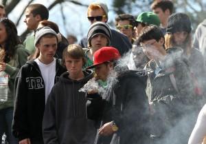 Uso de maconha entre jovens do Colorado parece ter caído após a legalização