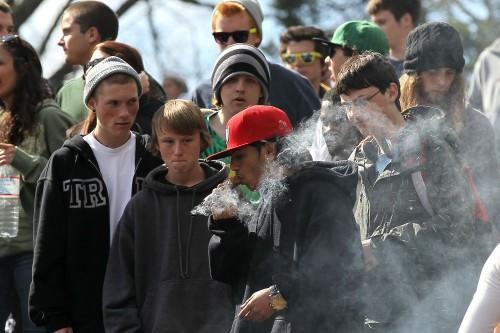 Consumo de maconha pode ter caído entre jovens do Colorado