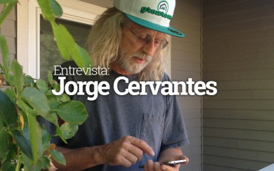 Entrevista com Jorge Cervantes