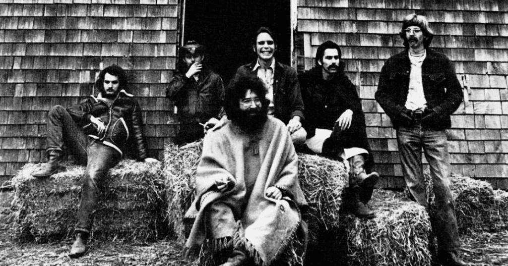 A banda Grateful Dead foi a grande responsável pela popularização do 4:20 nos anos 70
