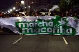 Juizado garante a liberdade dos usuários na Marcha da Maconha do RJ em 2015
