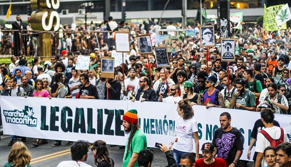 Marcha da Maconha São Paulo