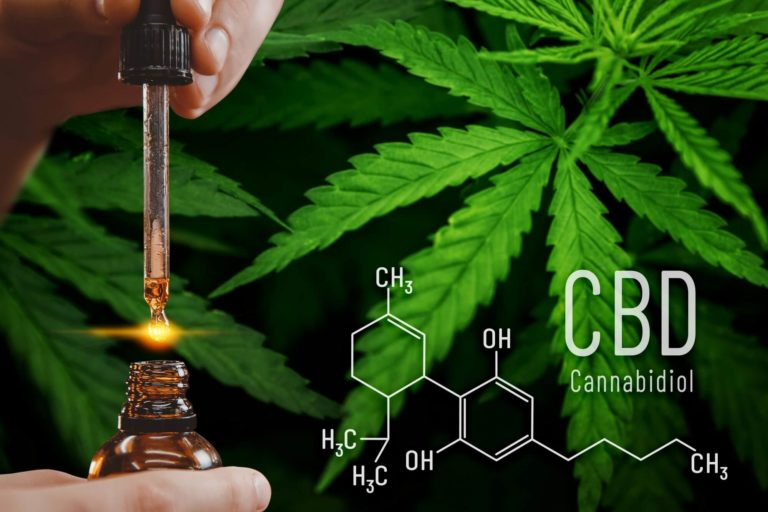 CBD Canabidiol - Créditos Open Acess Governement