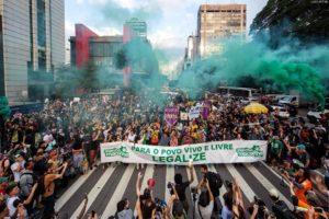 Marcha da Maconha São Paulo 2019 - Foto de Ignácio Aronovich