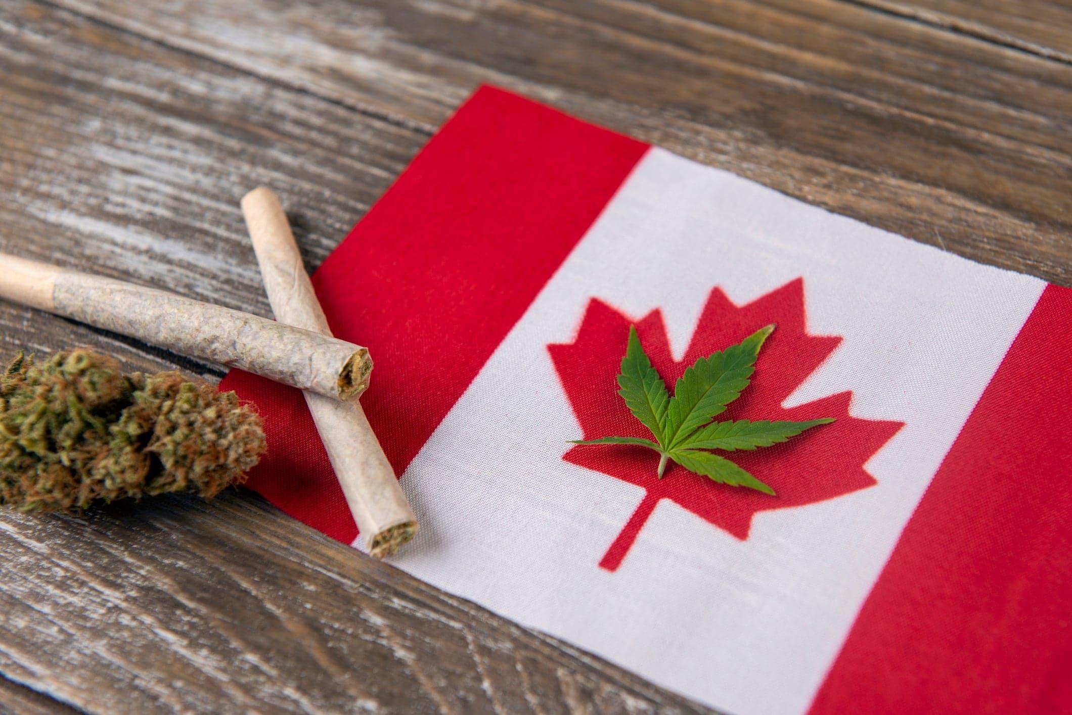 Maconha no Canadá
