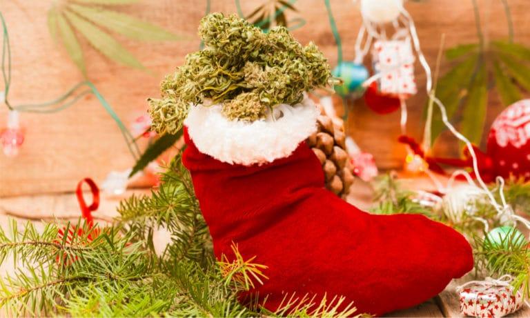 presentes cannábicos de Natal