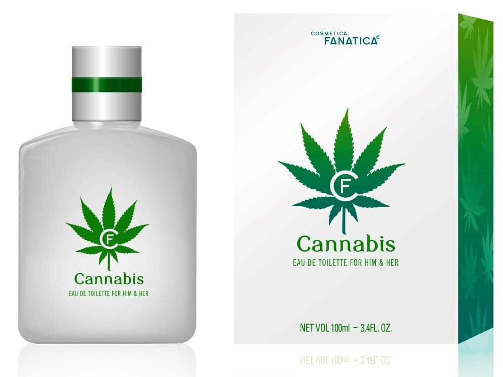 Cannabis perfume Fanatica