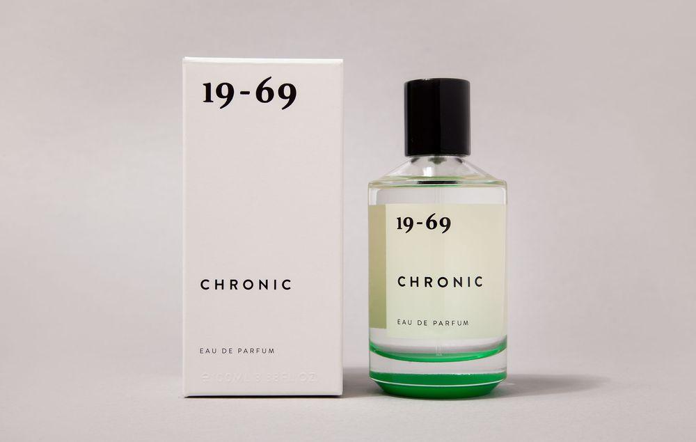 chronic perfume de maconha