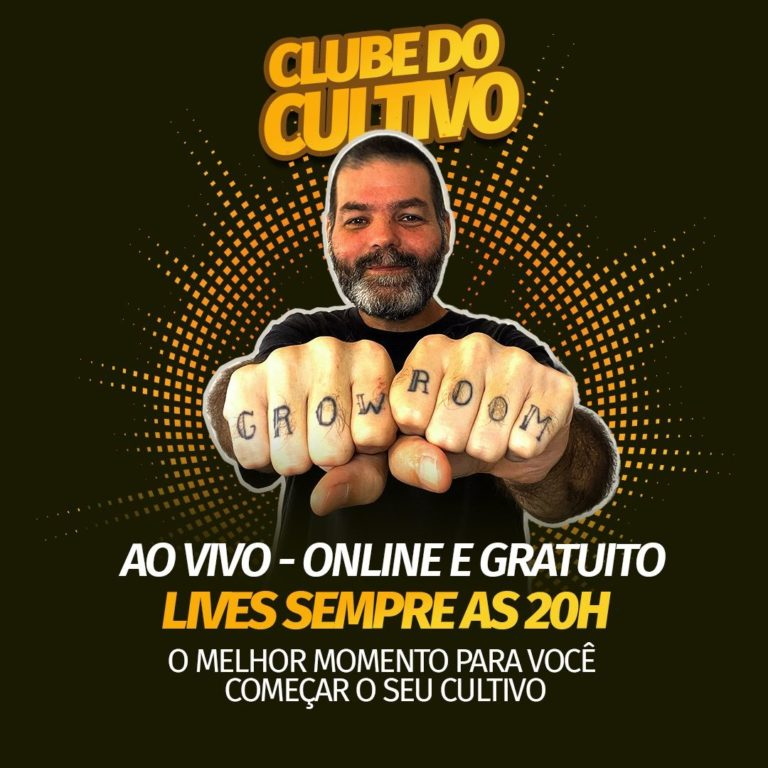 Clube do Cultivo Growroom