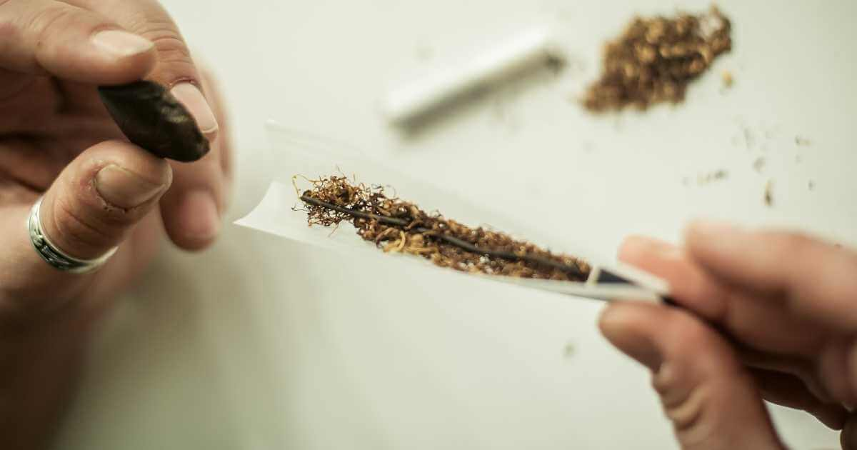como fumar haixxe om tabaco Twitter