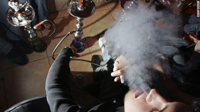 fumar haxixe no narguile ThE cHART