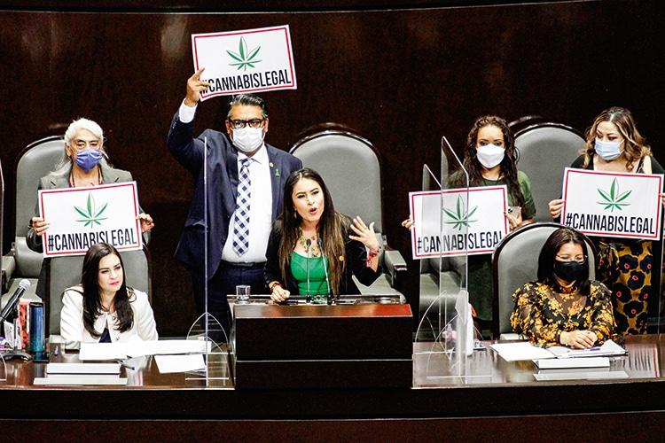 Mexico legaliza a maconha GettyImages com