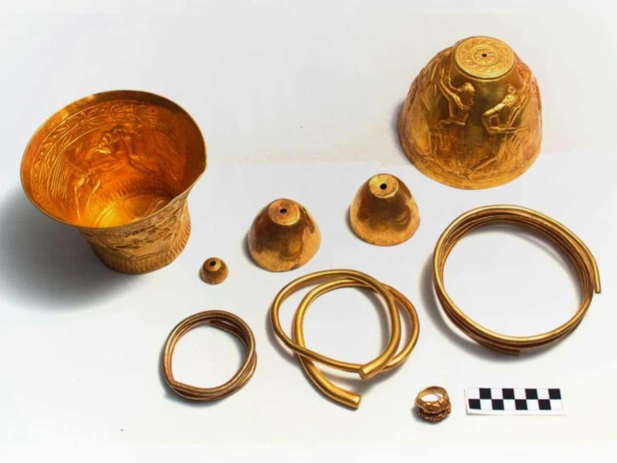 Bongs antigos encontrados - Créditos Zmescience